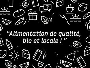 – La Bonne Épicerie : Charte graphique